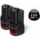 Акумулаторен комплект батерии GBA 12V 2Ah