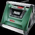 Акумулаторно радио BOSCH PRA MultiPower (без акумулатор и зарядно устройство)
