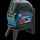 Комбиниран лазерен нивелир BOSCH GCL 2-15 G Professional