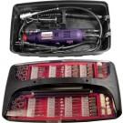 Права мултифункционална шлифовъчна машина SPARKY MK 135E + Набор от накрайници и аксесоари